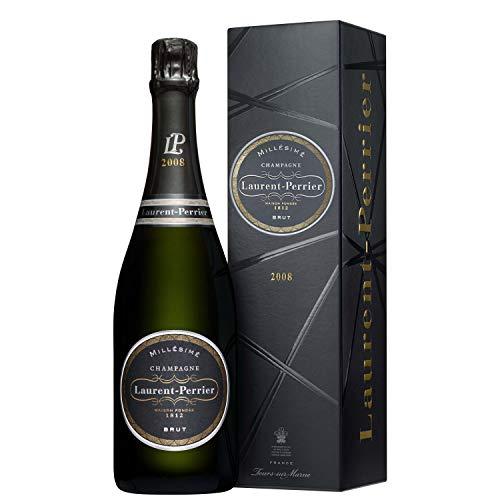 Laurent Perrier Millesime 2008 Brut GP Champagner 12% 0,75l Flasche