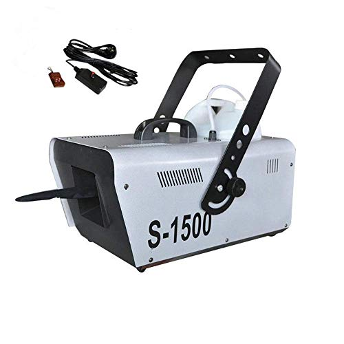 Christmas Snow Machine-1500w High Output -Produces The Illusion of Real Snow, for Outdoor or Indoor Use, Halloween Party & Christmas Party Parties&Stage&Photography Snow Machine