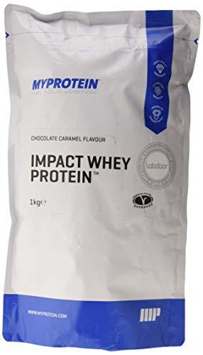 Myprotein Impact Whey, Protein del Siero - 1 Pezzo, L'imballaggio può variare