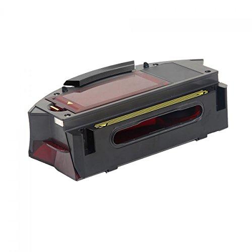MIRTUX ASP Robot Depósito filtros HEPA AEROFORCE para Roomba 871. Recambio Original Bin cajón de residuos Repuesto Compatible para Aspirador