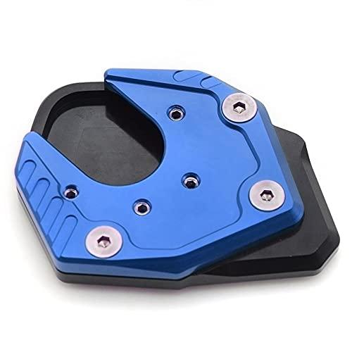 Kickstand Support - Placa de expansión para accesorios de scooter, soporte lateral de motocicleta, almohadilla de extensión para XADV750 2017 2018 (color: C)