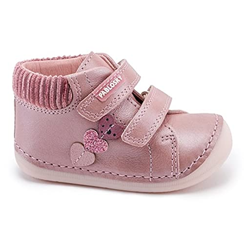 Preandantes Bebé Niña Pablosky Rosa/Lila 001282 19