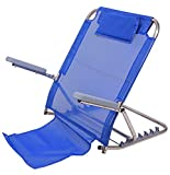 HFAFRZ Reposacabezas plegable para sentarse, portátil, ajustable, respaldo de cama, respaldo, discapacidad para...