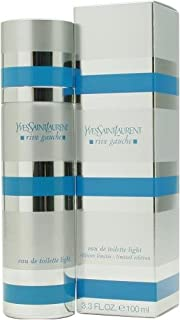 Rive Gauche Light By Yves Saint Laurent For Women. Eau De Toilette Spray 3.3 OZ (limited Edition)