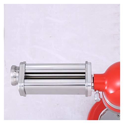 Nudelmaschine Zubehör Gebrauchte for Küche Noodle Schneidemaschine Walzen Gebrauchte for Küchenhilfs Pasta Food Processor Pasta Maker (Color : A)