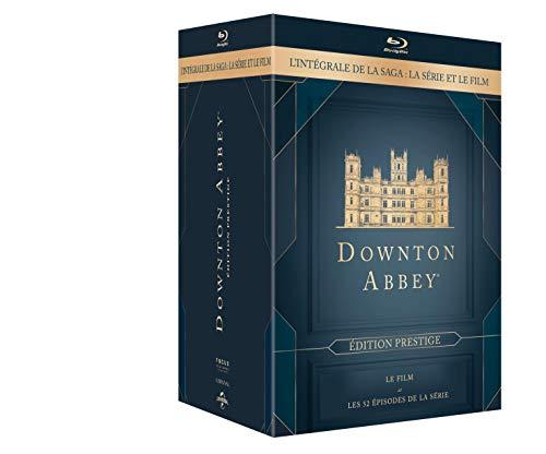 Downton Abbey-L'intégrale de la Saga : la série et Le Film [Édition Prestige]