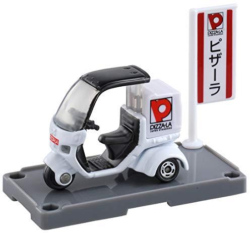トミカ No.99 ピザーラ デリバリーバイク (箱)