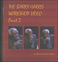 The Barry Harris Workshop DVD - Part 2 (4 Dvds/workbook)