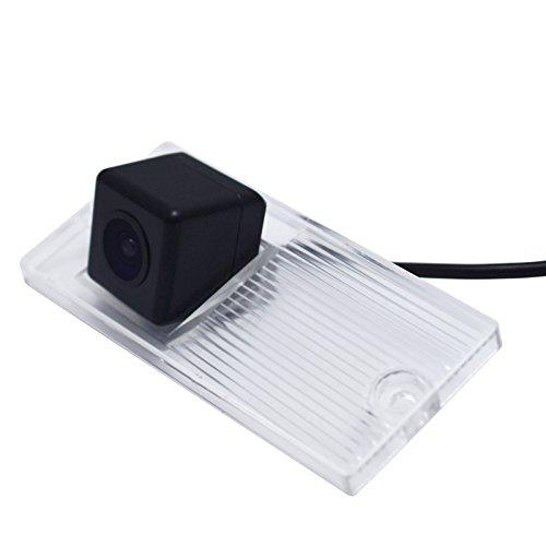 FEELDO Caméra de recul CCD pour Kia Sportage(KM 04~10) Sorento (MK1 03~08) Kit de caméra de recul