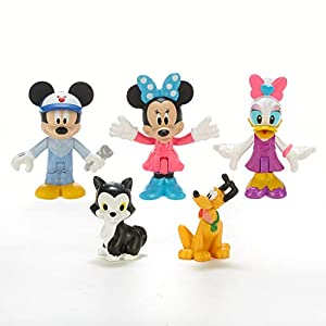 Disney - Junior Minnie Mouse Minnie's Happy Helper Friends 4