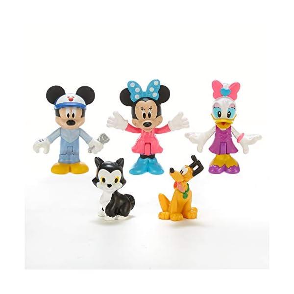 Disney - Junior Minnie Mouse Minnie's Happy Helper Friends 1