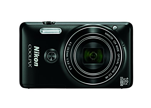 Nikon COOLPIX S6900 Digital Camera with 12x Optical...