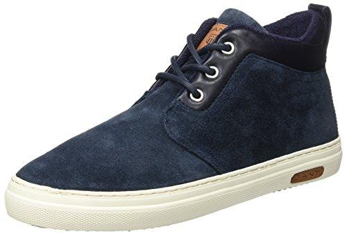 GANT Footwear Herren Marvel Hohe Sneaker, Blau (Marine), 43 EU