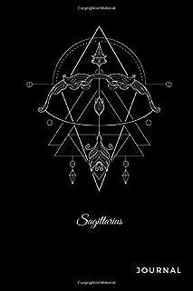 Sagittarius Journal: Zodiac Sign, Bullet Journal, Sagittarius Birthday Gift(120 Pages,6x9, Lined)