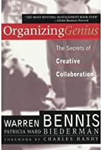 Organizing Genius [ ORGANIZING GENIUS ] By Bennis, Warren G ( Author )Jun-04-1998 Paperback
