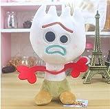 FDFSDAMAI Woody Buzz Lightyear Lotso Bunny Ducky Forky Alien Hamm Rex Mr Potato Shepherdess Bo Peep Peluches Muñeca Suave 20Cm