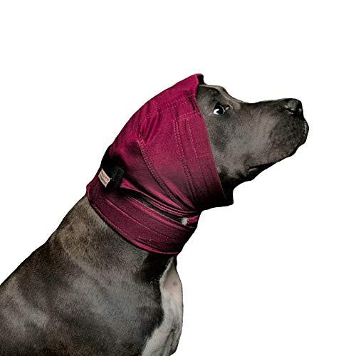 No Flap Ear Wrap (Mittel, Rot)