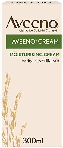 Aveeno Moisturising Cream Colloidal Oatmeal, 100ml