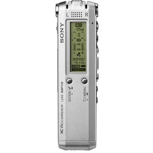 Sony ICD-SX57DR9 Digital Voice Recorder with Docking Station
