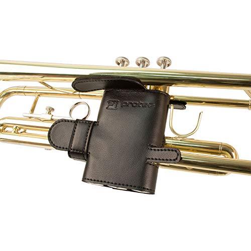 Pro Tec l226sp Trompete 6-Kant Leder Ventil Guard