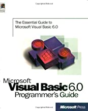 Best microsoft visual basic programmer's guide Reviews