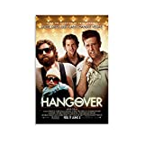 HAPPOW Vintage-Filmposter The Hangover Poster, dekoratives