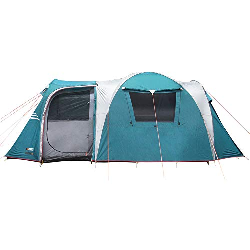 NTK Arizona GT 9 to 10 Person 17.4 by 8 Foot Sport Camping Tent 100% Waterproof 2500mm