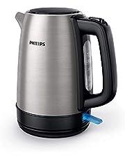 Philips HD9350 / 90 hervidor (2200 vatios, 1,7 litros, acero inoxidable)