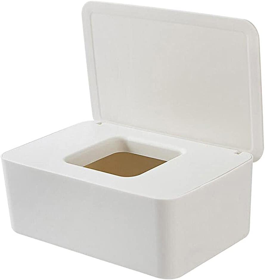 Dustproof Tissue Storage Box Now free shipping Case Wipes Wet Bab Dispenser Holder Max 52% OFF