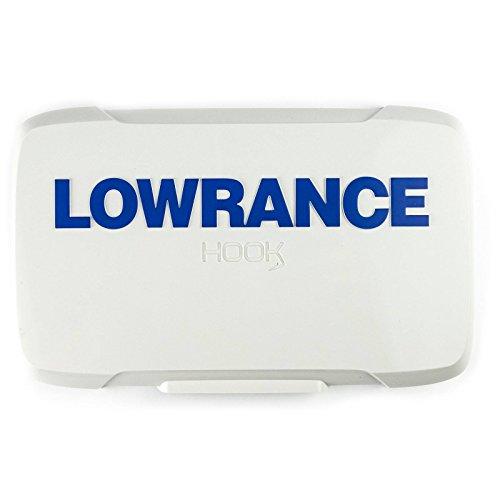 Lowrance Echolot Zubehör - Sun Cover für Hook2-5 und Reveal 5 Geräte