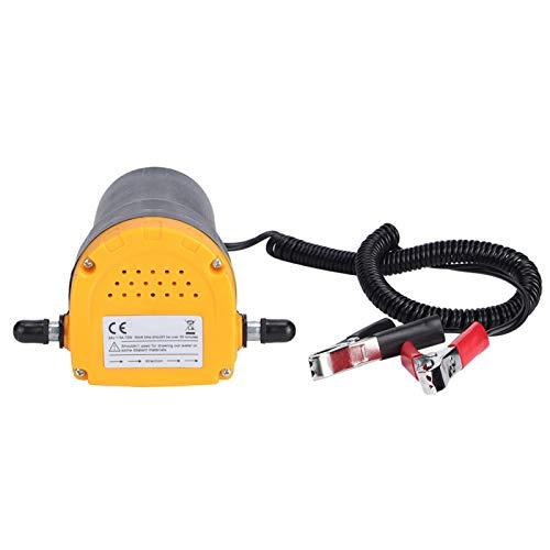 DAUERHAFT Bomba de Aceite eléctrica Eficiencia de la Bomba de Aceite, con tapón Antipolvo, para Exteriores, para Agricultura(DC24V)