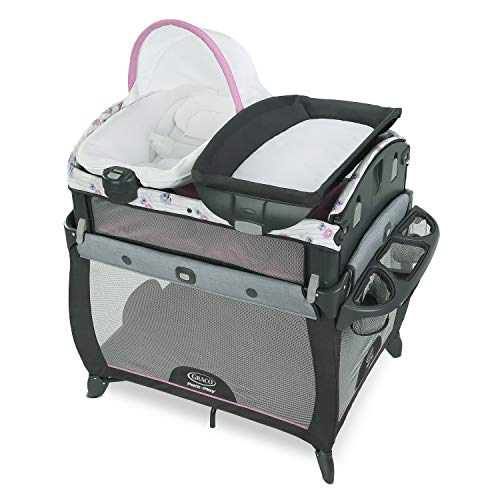 Graco Pack 'n Play Newborn2Toddler Playard, Carlee
