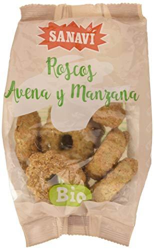 Sanavi Roscos Avena Y Manzana 150 G 150 G 400 g