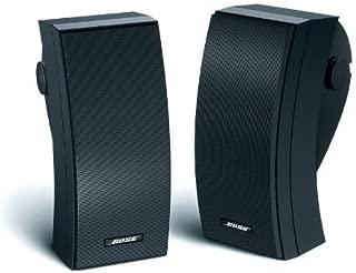 Bose 251 Environmental Outdoor Speakers (Black) (24643)