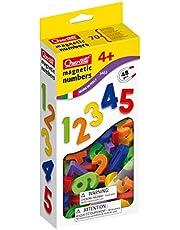 Quercetti-Quercetti-5463 Recambios 48 Números magnéticos, Juegos educativos, 0 (5463)