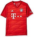adidas Kinder T-Shirt FCB H JSY Y, Rojfcb, 176, DX9253