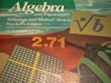 Algebra and Trigonometry Structure and Method, Book 2, Teacher's Edition