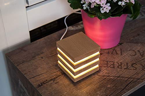 LED Lampe Würfel