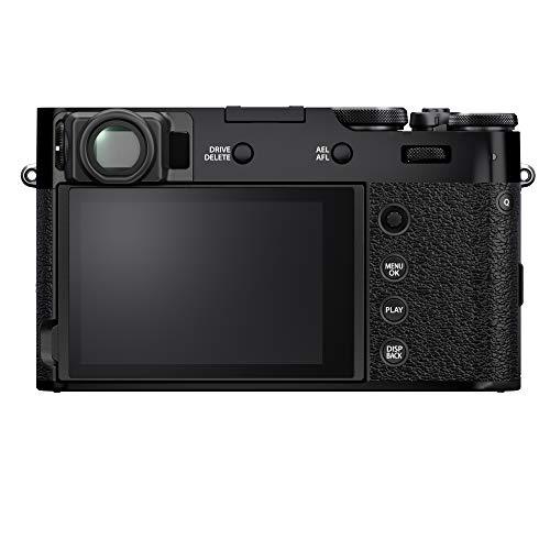 Fujifilm X100V Mirrorless Digital Camera, Black
