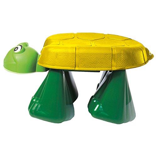 Turnturtle Laufschildkröte Kindergarten Spiel Therapietraining mit gelbem Panzer