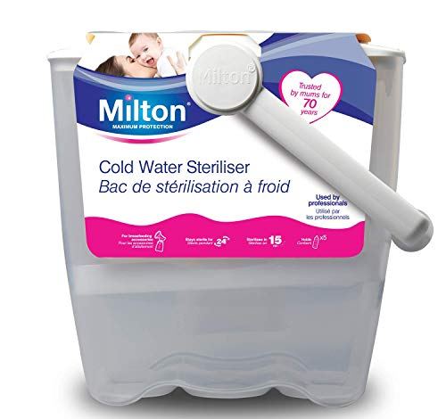 Product Image of the Milton Cold Water Steriliser (White)