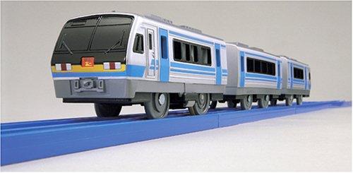 S-58 JR South Shikoku 2000 Series (Tomica PlaRail Model Train) [Toy] (japan import)