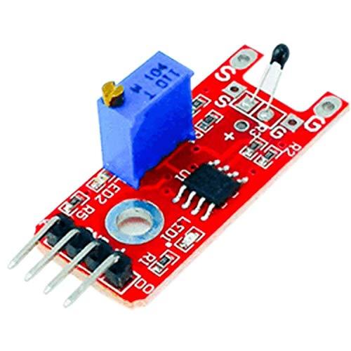 AZDelivery KY-028 Thermistor Temperature Sensor Module for Arduino including eBook