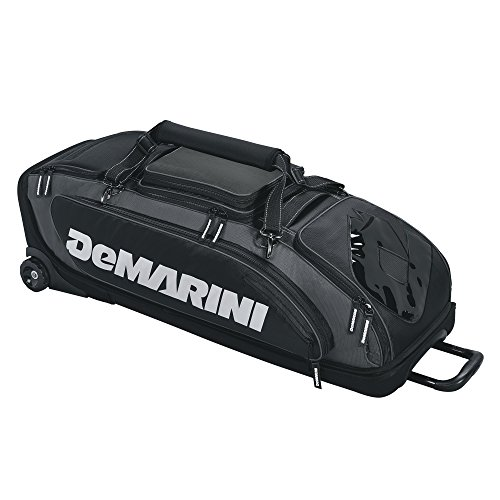 DeMarini Special Ops Wheeled Bag - Black