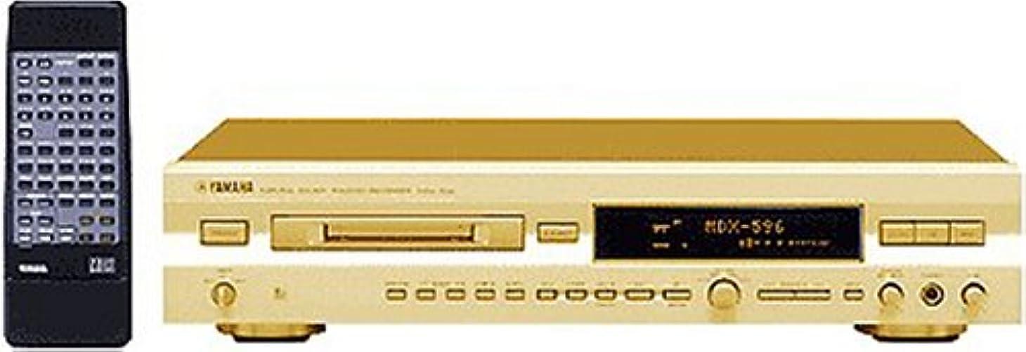 写真を描くコカイン男ヤマハ MDX-596(N) MDレコーダー ゴールド