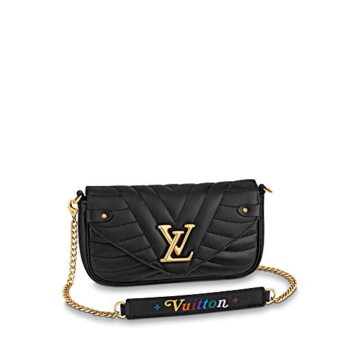 Louis Vuitton New Wave Chain Pochette (Noir)