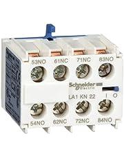 Schneider Electric/Telemecanique la1kn22Contacto Bloque, 2no/2NC