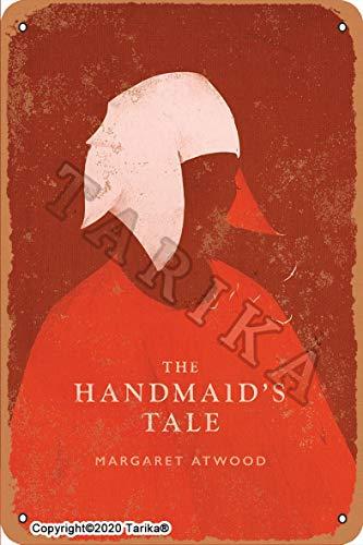 Letrero de pintura de The Handmaid'S Tale Margaret Atwood de 20 x...