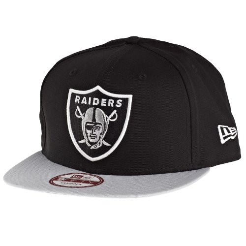 New Era 9Fifty Snapback Cap - OAKLAND RAIDERS - Schwarz