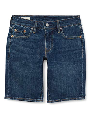 Levi's 511 Slim Hemmed Short Denim Shorts para Hombre